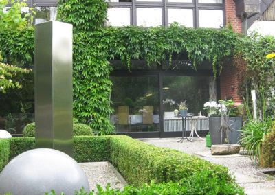 Gartengestaltung Privatgarten